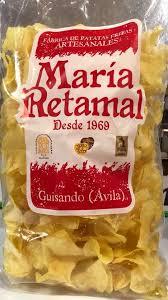 Patatas fritas El Retamal Guisando