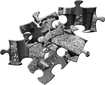 Piezas de calidad-puzzles de Ávila